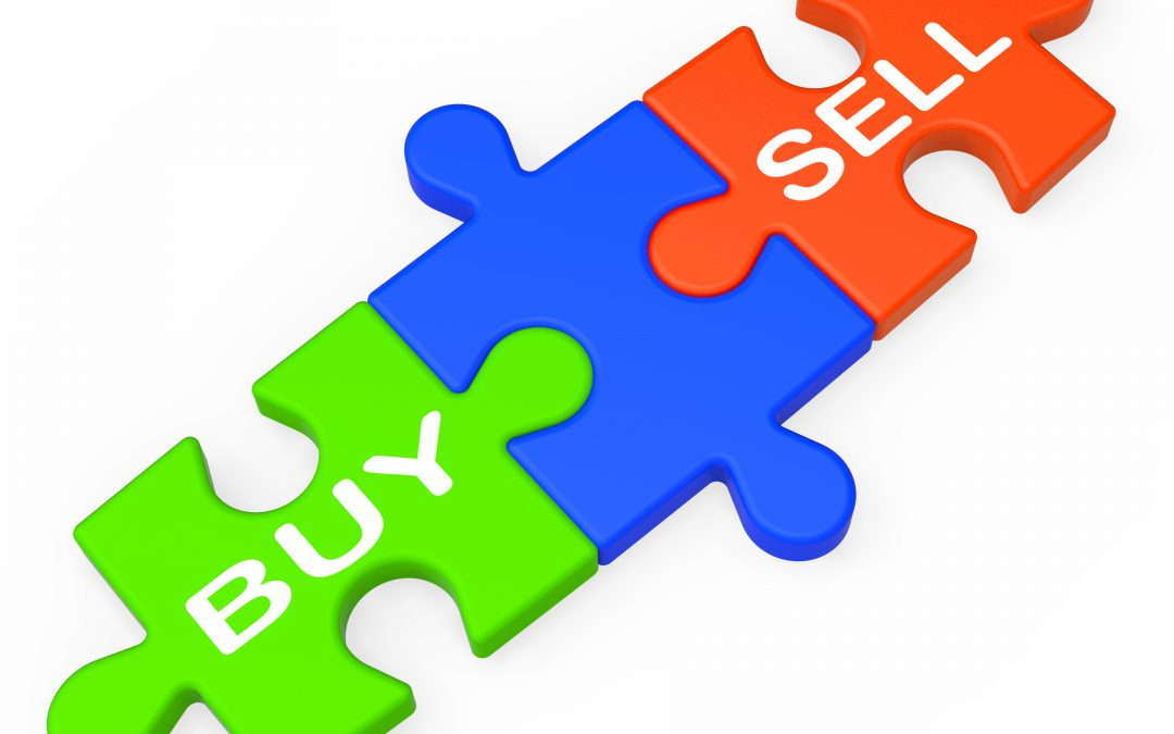 Are you trying to get the buyer to buy what you want to sell?