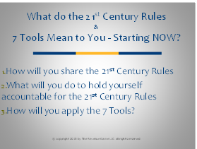 "eBook Section 25: ""Revenue Science™"" Rules & Tools for the 21st Century"