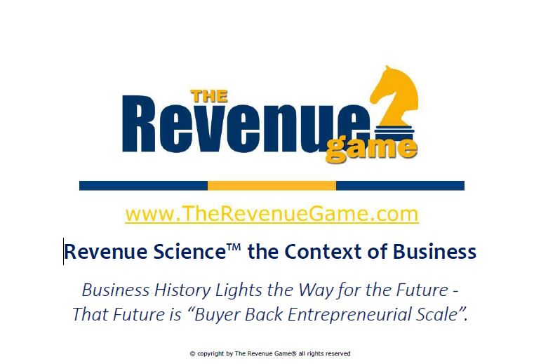 Buyer History and the Future