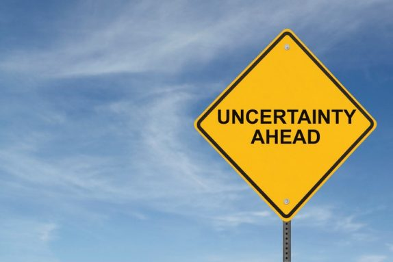 Navigating Uncertainty – by Susan Foley